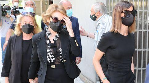 Mila Ximénez será incinerada en Madrid y su hija se llevará las cenizas a Ámsterdam