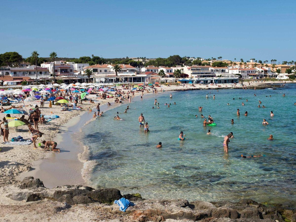 Foto: Playas de Menorca. (EFE)