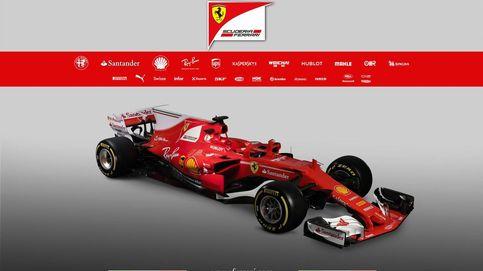Así es el SF70H, el monoplaza de Ferrari para 2017