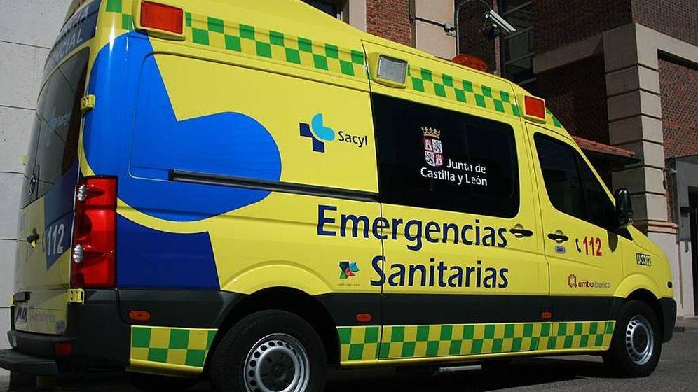 Foto: Servicio de Emergencia del 112 de Castilla y León. (112 Castilla y León)