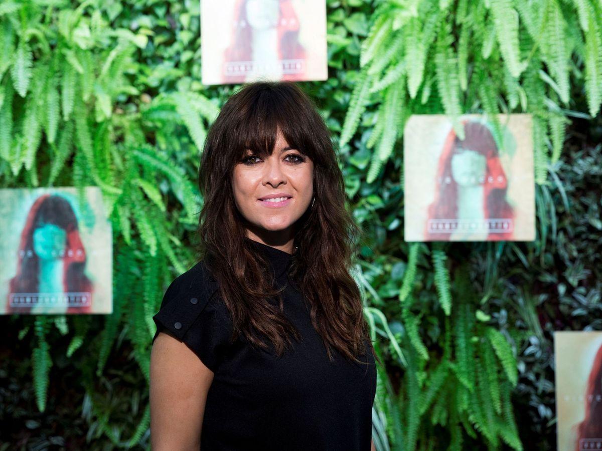 Foto: Vanesa Martín, durante una entrevista. (EFE)