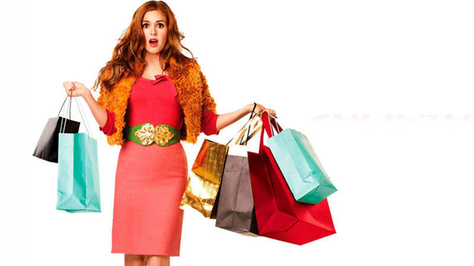 Foto: Black Friday, maratón de compras. (Imagen: 'Confesiones de una shopaholic')