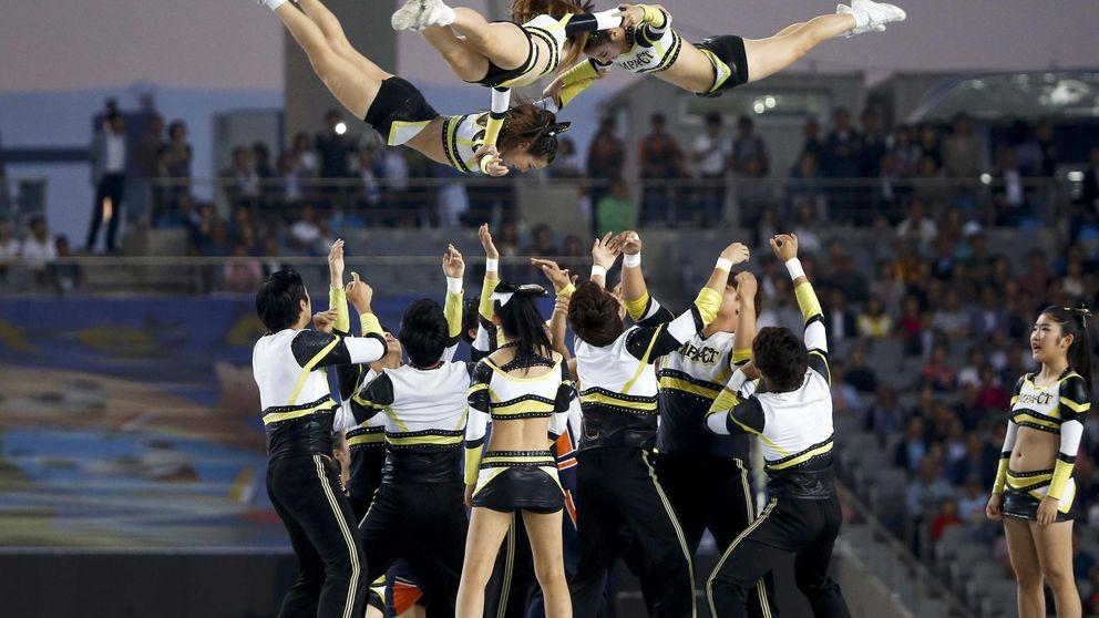 Cómo se prepara España para tener equipo olímpico de 'cheerleaders'
