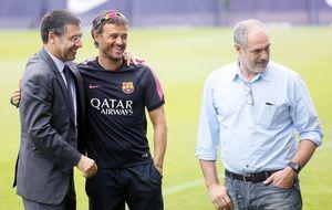 Bartomeu solo piensa en elecciones y Zubi es un lastre para el Barça