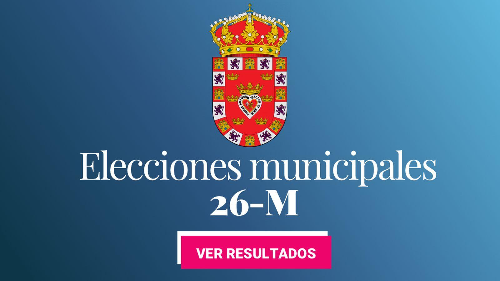 Foto: Elecciones municipales 2019 en Murcia. (C.C./EC)