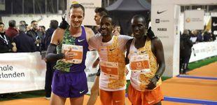 Post de El belga Abdi gana la San Silvestre Vallecana con récord español de Toni Abadía