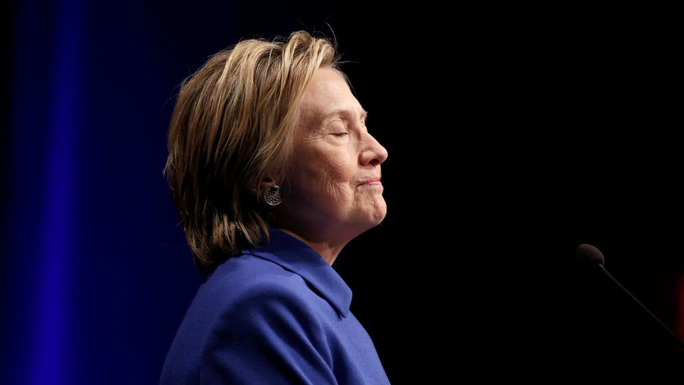 Foto: Hillary Clinton en un acto de campaña. (Reuters)