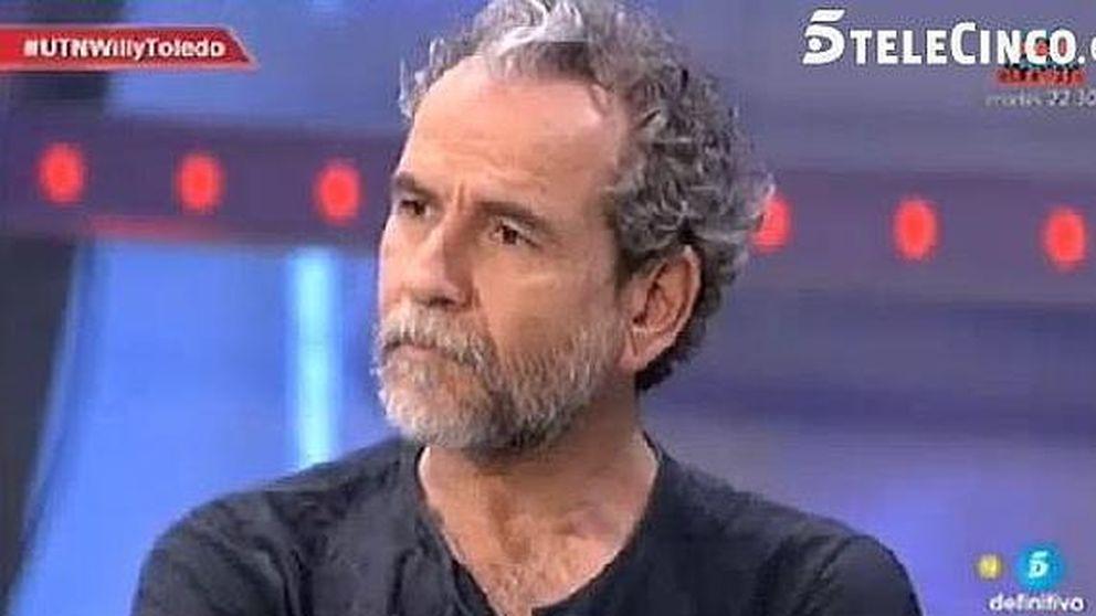 El polémico encuentro entre Willy Toledo y Sandra Barneda