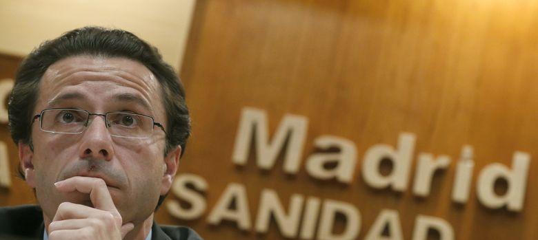 Foto: El ex consejero de Sanidad, Javier Fernández-Lasquetty. (efe)