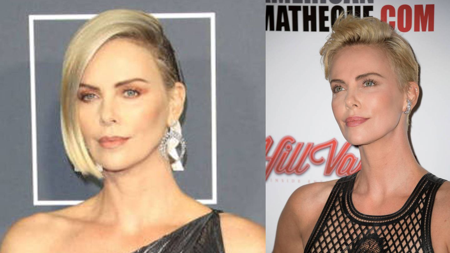 Charlize. (Reuters)