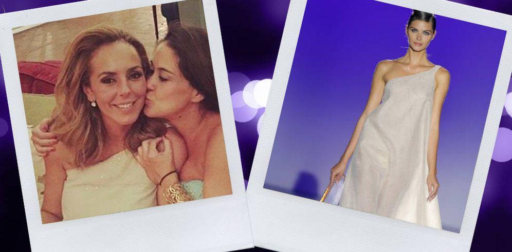 Boda de Rocío Carrasco y Fidel Albiac: Este es el segundo vestido ...