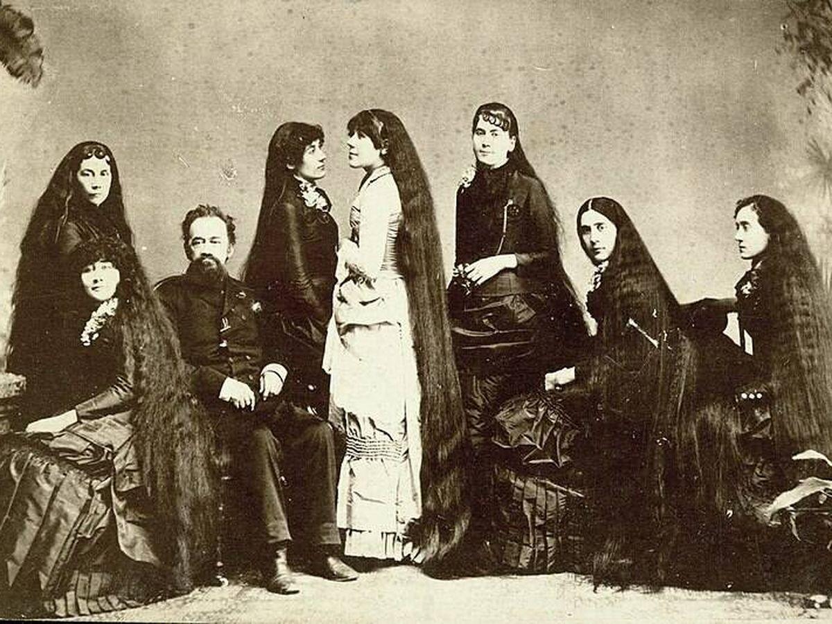 Foto: Las hermanas Sutherland. (Wikipedia)