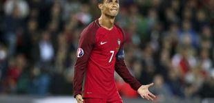 Post de La noche aciaga para Cristiano: falló un penalti y la grada coreó