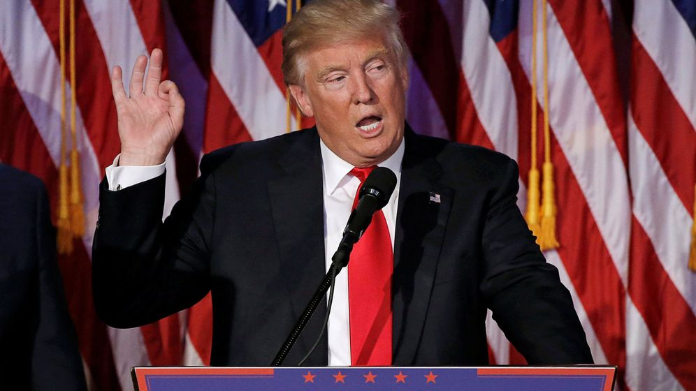 Foto: El presidente electo de EEUU, Donald Trump. (Reuters)