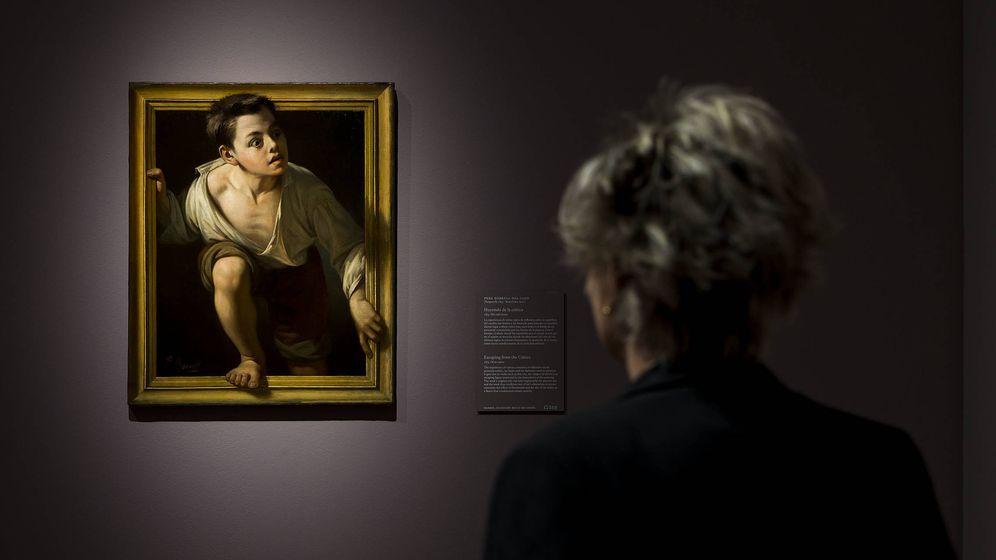 Foto: El arte se mira al ombligo en el Museo del Prado