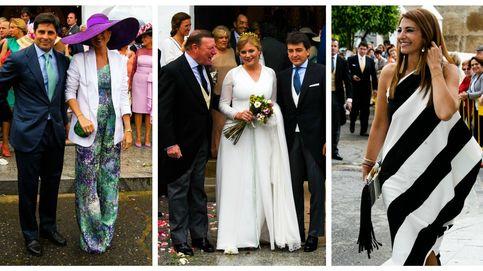 La boda de la hija de César Cadaval se llena de famosos