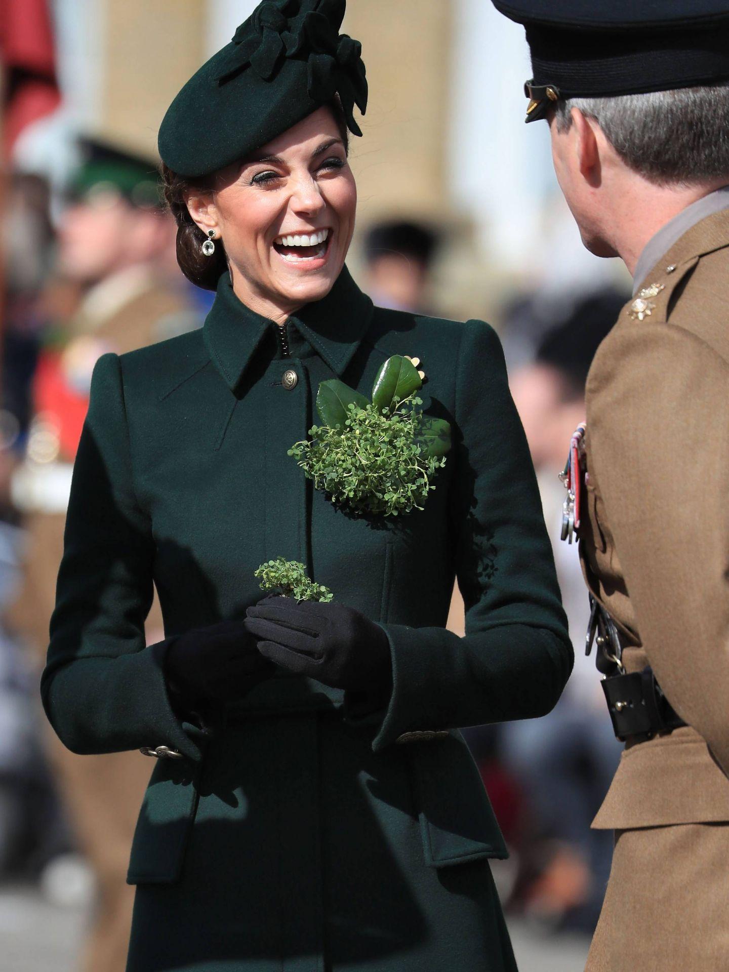 Kate Middleton, en una imagen reciente. (Cordon Press)