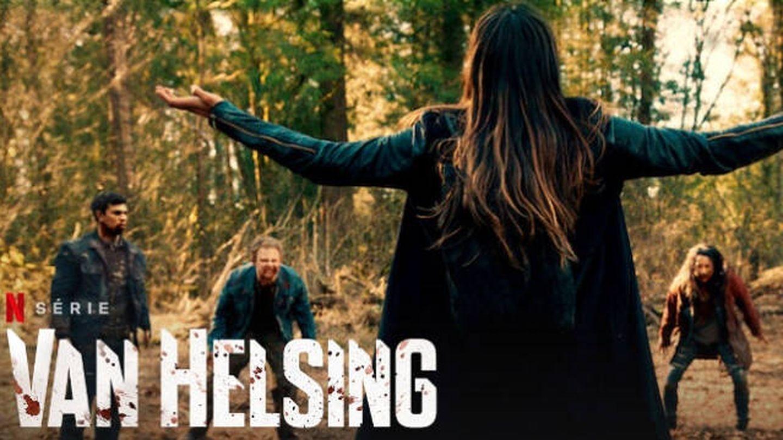 Foto promocional de 'Van Helsing'. (Netflix)