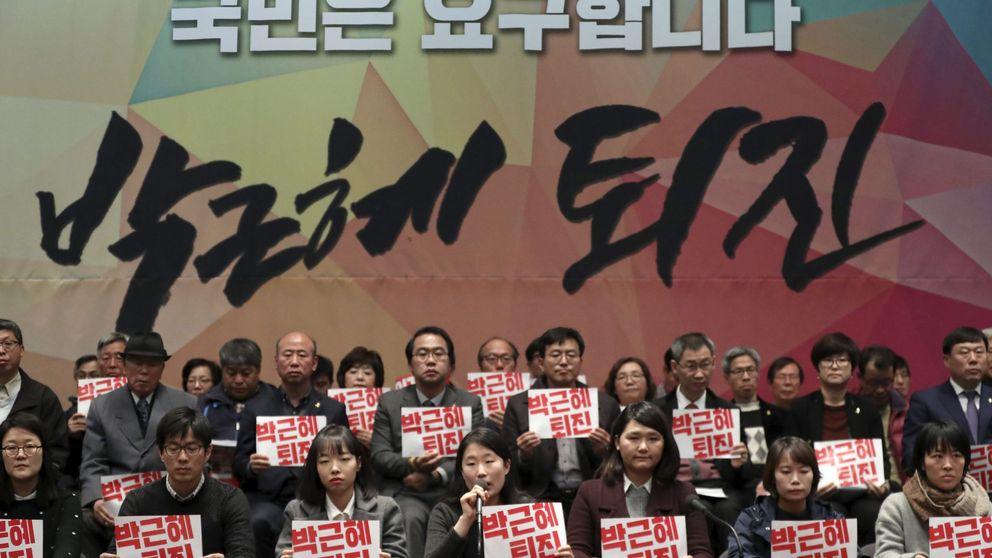 Corrupción, sectas y nepotismo: escándalo en el Gobierno surcoreano