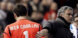 Post de El último lío entre Casillas y Mourinho sugiriendo que