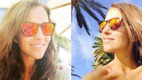 Bustamante y Paula se escapan al sol de Canarias con su hija