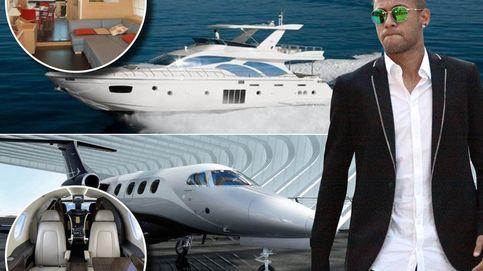 Neymar se queda sin sus 'juguetes' favoritos: su yate y su jet privado