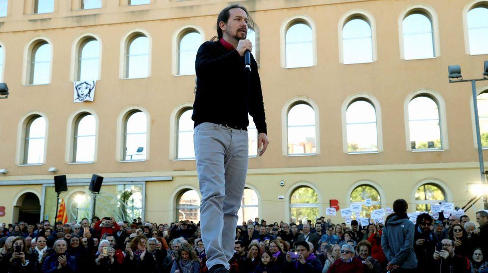 Foto: El candidato de Unidas Podemos a la presidencia del Gobierno, Pablo Iglesias. (EFE)