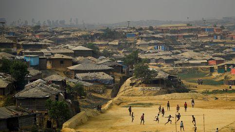 Mundial de refugiados: un 'once' de futbolistas que tuvieron que huir de su país