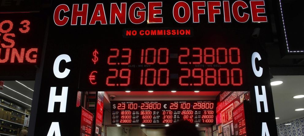 Foto: Rusia quiere un rublo alto, Suiza un franco bajo... ¡bienvenidos al mundo de las divisas!