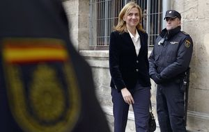 La Audiencia de Palma abre la puerta a desimputar a la Infanta