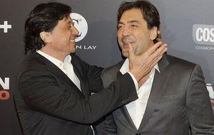 Los Bardem, estrellas en el estreno de Alacrán enamorado