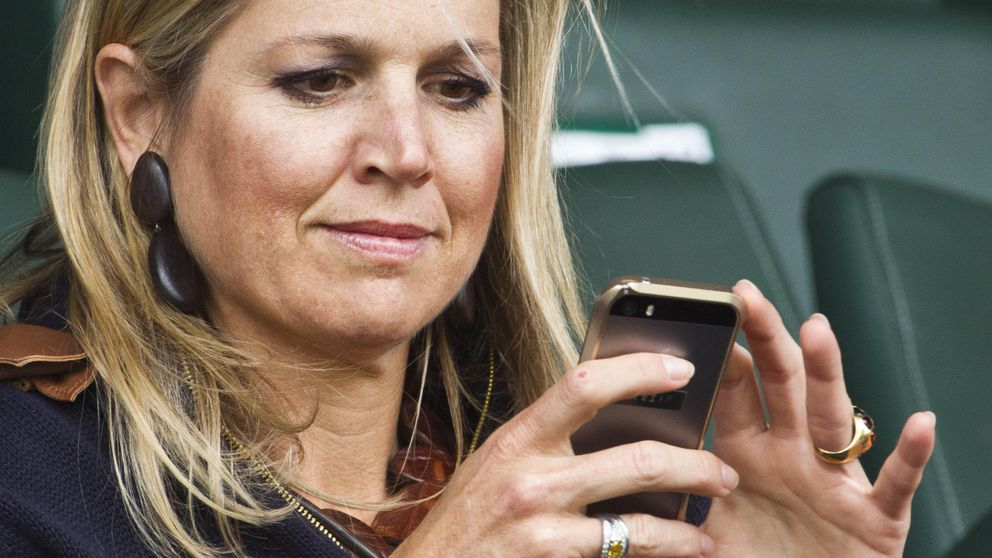 La reina Máxima de Holanda se estrena en Twitter