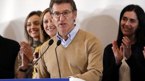 Los resultados del 10-N presionan a Feijóo para que vuelva a presentarse en Galicia