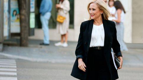 Cristina Cifuentes se 'moja' sobre el rey, Enrique Ponce, la política... y su marido