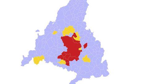 Estos son todos los municipios de Madrid con confinamiento perimetral tras el decreto del estado de alarma