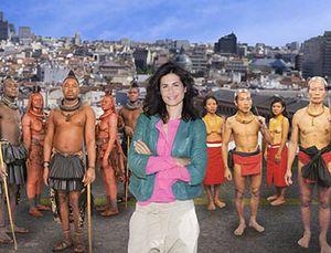 Nuria Roca y 'Perdidos en la ciudad' dan una alegría a Cuatro