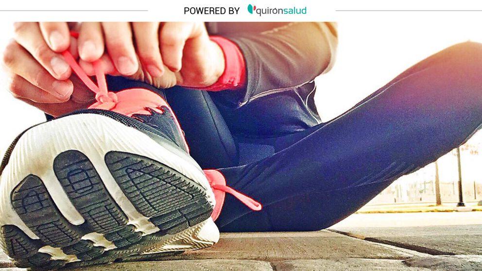 ¿Uñas negras tras una carrera? Cambia tus zapatillas y calcetines