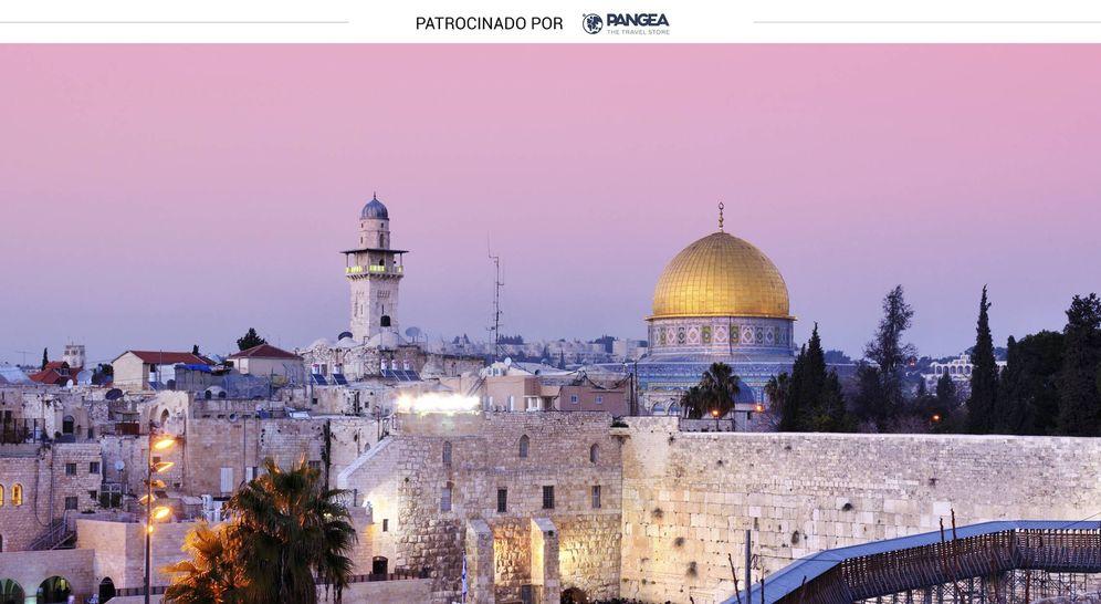 Foto: Panorámica de la ciudad de Jerusalén. (iStock)