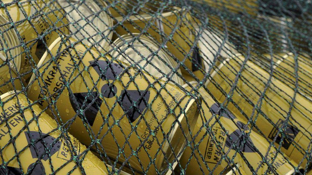 140.000 toneladas de residuos nucleares, sumergidos a 650 km de la costa gallega