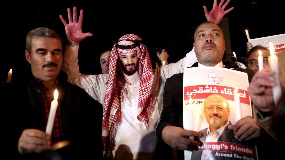 Licencia para matar a Khashoggi