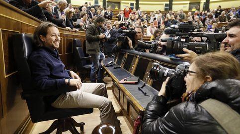 Podemos vuelve a 'tomar' el escenario del Congreso: Tenemos que destacar
