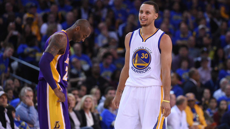 Foto: Los Lakers de Kobe Bryant son los únicos que pueden evitar el récord de los Warriors (Reuters)
