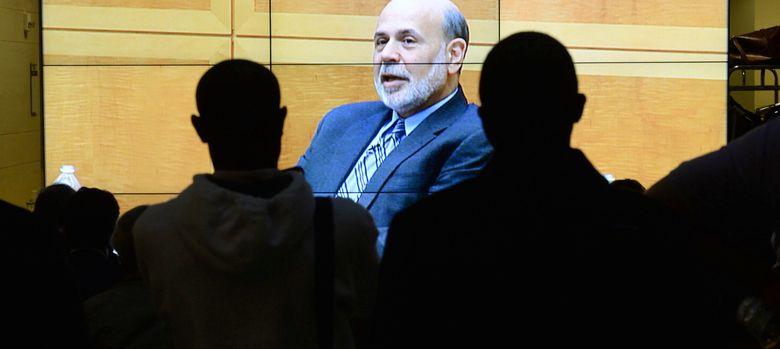 Foto: El presidente de la Reserva Federal de Estados Unidos, Ben Bernanke. (REUTERS)