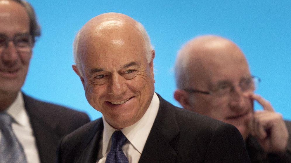 Foto: El presidente de BBVA, Francisco González (REUTERS)