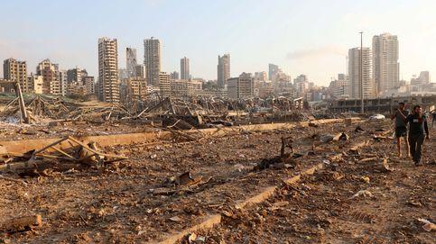 Al menos 60 muertos y casi 3.000 heridos en una fuerte explosión en el puerto de Beirut