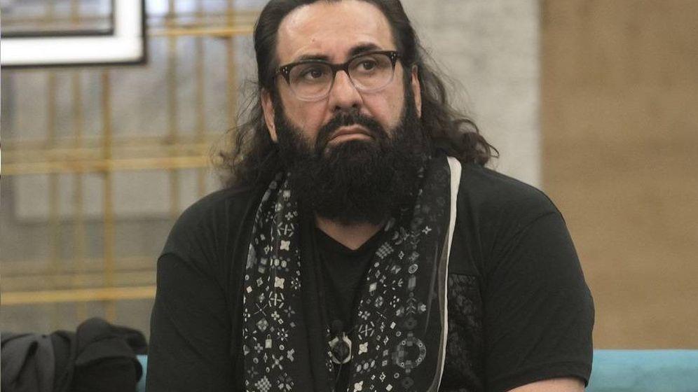 Foto: Juan Miguel, expulsado de 'GH Dúo'. (Telecinco)
