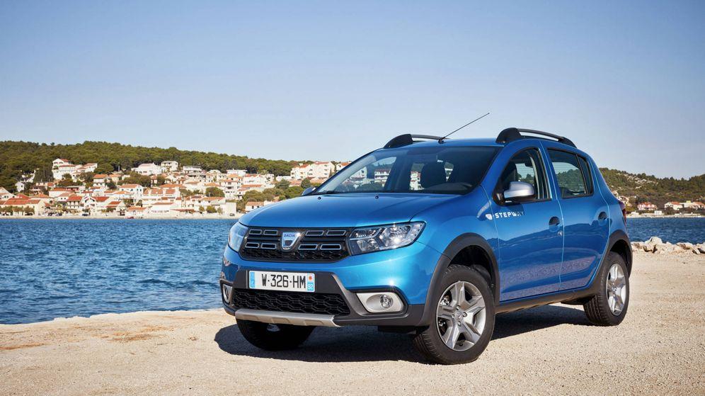 Foto: El Dacia Sandero fue el coche más vendido en España en julio, un coche barato diésel, de gasolina y con opción de GLP.