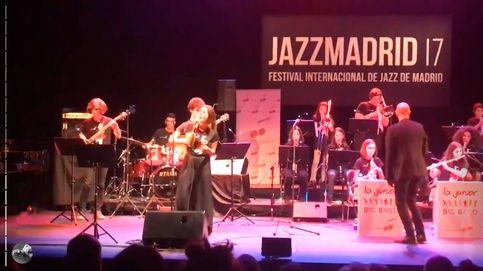 Dora Postigo pisa fuerte en el Festival Internacional de Jazz de Madrid