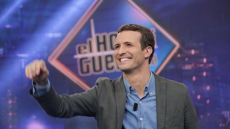 Pablo Casado este martes en 'El Hormiguero'. (Redes Sociales)