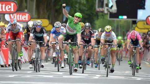 El primer sprint masivo del Tour tiene acento alemán: el del bestial Greipel